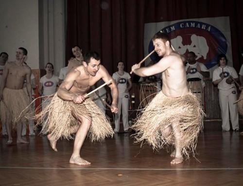 A capoeira elemei IV. – Táncok