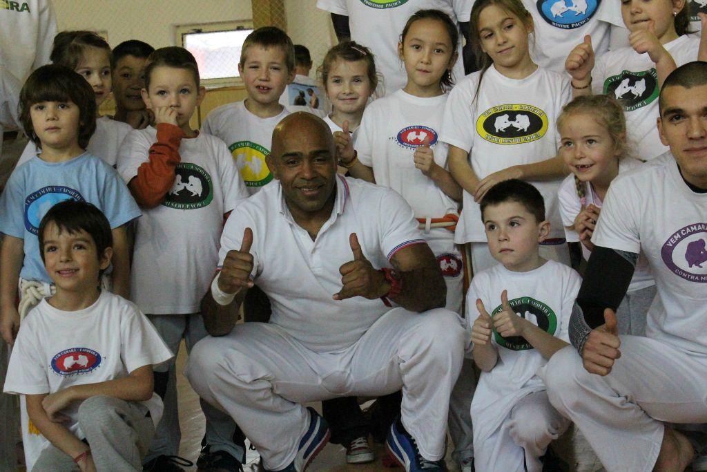 Mestre Paçoca és a gyerekek