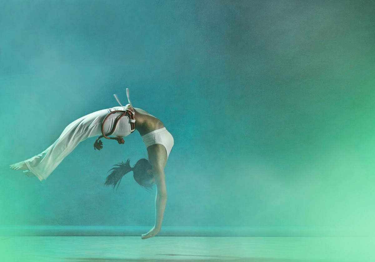 Capoeira - hajlékonyság
