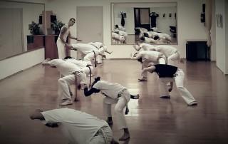 capoeira edzes